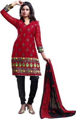 Vaani Cotton Self Design Salwar Suit Dupatta Material