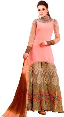 Bobby Lifestyle Cotton Printed Salwar Suit Dupatta & Waistcoat Material