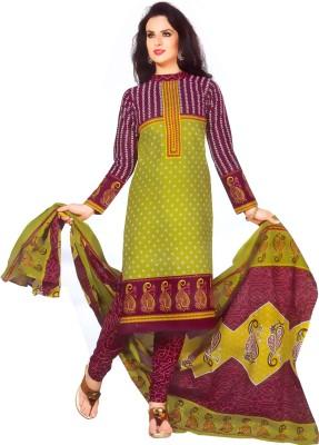 Brinda Cotton Printed Salwar Suit Dupatta Material