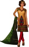 Sweety Fashion Cotton Printed Salwar Sui...