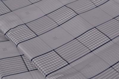 Miro Cotton Checkered Shirt Fabric