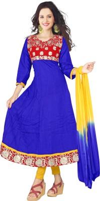 Fabzone Cotton Printed Salwar Suit Dupatta Material