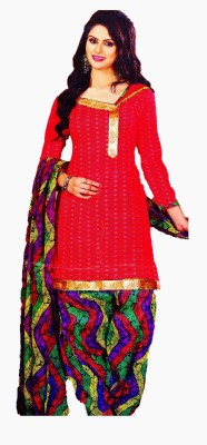 Imillery Cotton Printed Salwar Suit Dupatta Material