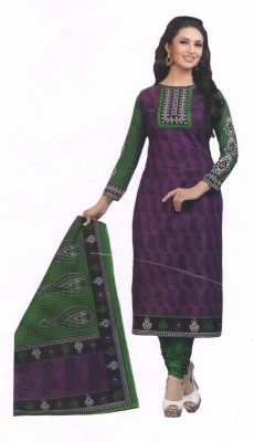 M.S. Boutique-Sbt Cotton Printed Salwar Suit Dupatta Material