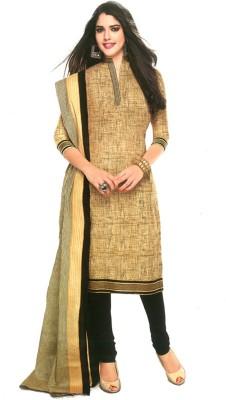 Vardha Trendz Cotton Printed Salwar Suit Dupatta Material