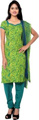 Awesome Crepe Self Design Salwar Suit Dupatta Material