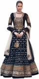 Vandv Shop Georgette Embroidered Salwar ...