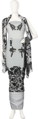 Najma Georgette Embroidered Salwar Suit Dupatta Material