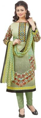 SMARTLOOK Cotton Printed Salwar Suit Dupatta Material