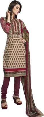 Afreen Cotton Printed Salwar Suit Dupatta Material