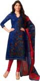 Sunaina Cotton Floral Print Salwar Suit ...