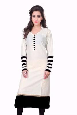 Vistara Lifestyle Cotton Solid Kurti Fabric