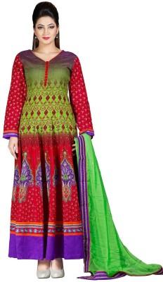 Jinaam Cotton Printed Salwar Suit Dupatta Material
