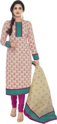 Nazaquat Cotton Printed Salwar Suit Dupatta Material