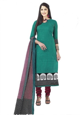RSS Dress Material Cotton Printed Salwar Suit Dupatta Material