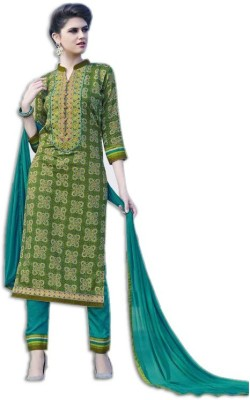 Suit Cotton Printed Salwar Suit Dupatta Material