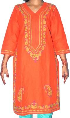 RKDD Cotton Woven Kurti Fabric