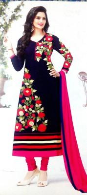 yourschoice Cotton Printed Salwar Suit Material