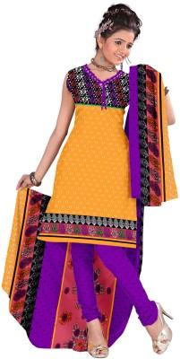 Shaili Silk Printed Salwar Suit Dupatta Material