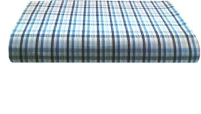 Ivo Gini Cotton Checkered Shirt Fabric