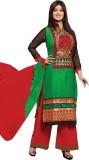 Abhinna Cotton Embroidered Salwar Suit D...