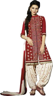 Malty Collection Cotton Printed Salwar Suit Dupatta Material