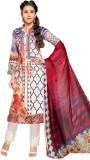 MF Cotton Printed Salwar Suit Dupatta Ma...