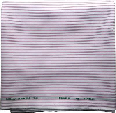 Raymond Home Cotton Self Design Shirt Fabric