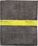 Selection Indigo Cotton Linen Blend Self...