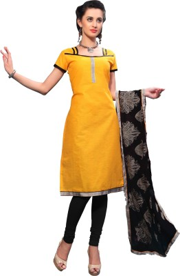 Harra Cotton Embroidered Salwar Suit Dupatta Material