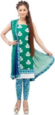 Chhabra 555 Cotton Solid Dress/Top Material