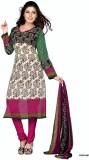 Variation Crepe Floral Print Salwar Suit...