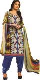 Yati Cotton Printed Salwar Suit Dupatta ...