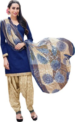 Jayanti Sarees Cotton Solid Salwar Suit Dupatta Material