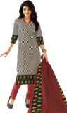 Javuli Cotton Printed Salwar Suit Materi...