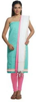 Platinaa Cotton Floral Print Salwar Suit Dupatta Material