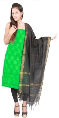 Pratami Cotton Printed Salwar Suit Dupatta Material