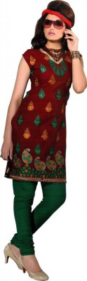 Sweety Fashion Cotton Printed Salwar Suit Dupatta Material