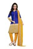 vihana Cotton Printed Salwar Suit Dupatt...