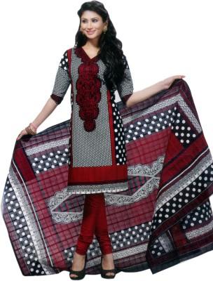 Shree Ganesh Cotton Printed Salwar Suit Material
