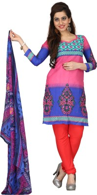 Lookslady Cotton Printed Salwar Suit Dupatta Material