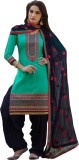 Patiala House Cotton Embroidered Salwar ...