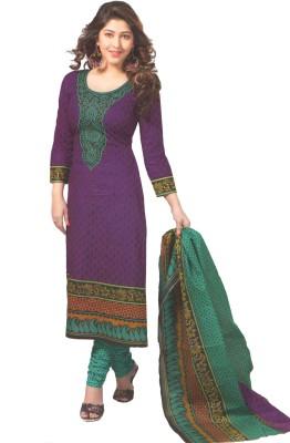 M.R. The Boutique Cotton Printed Salwar Suit Dupatta Material