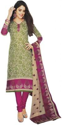 7colors Cotton Self Design Salwar Suit Dupatta Material