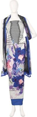 Najma Cotton Self Design Salwar Suit Dupatta Material