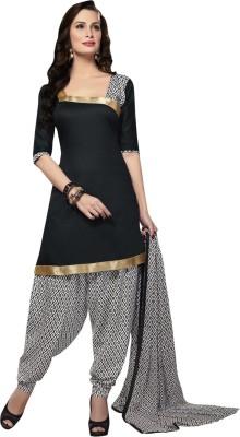 Saara Cotton Printed Salwar Suit Dupatta Material