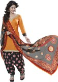 Vastrani Cotton Solid Salwar Suit Dupatt...