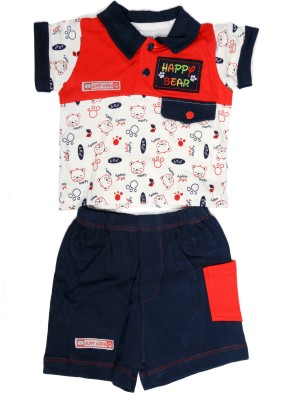 Baby Bucket Cotton Printed Suit Fabric