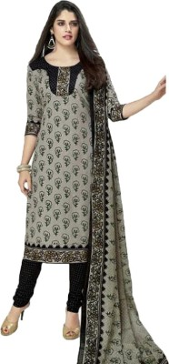 Party Wear Dresses Cotton Printed Salwar Suit Dupatta Material