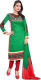 Krizel Trendz Cotton Self Design Dress/T...
